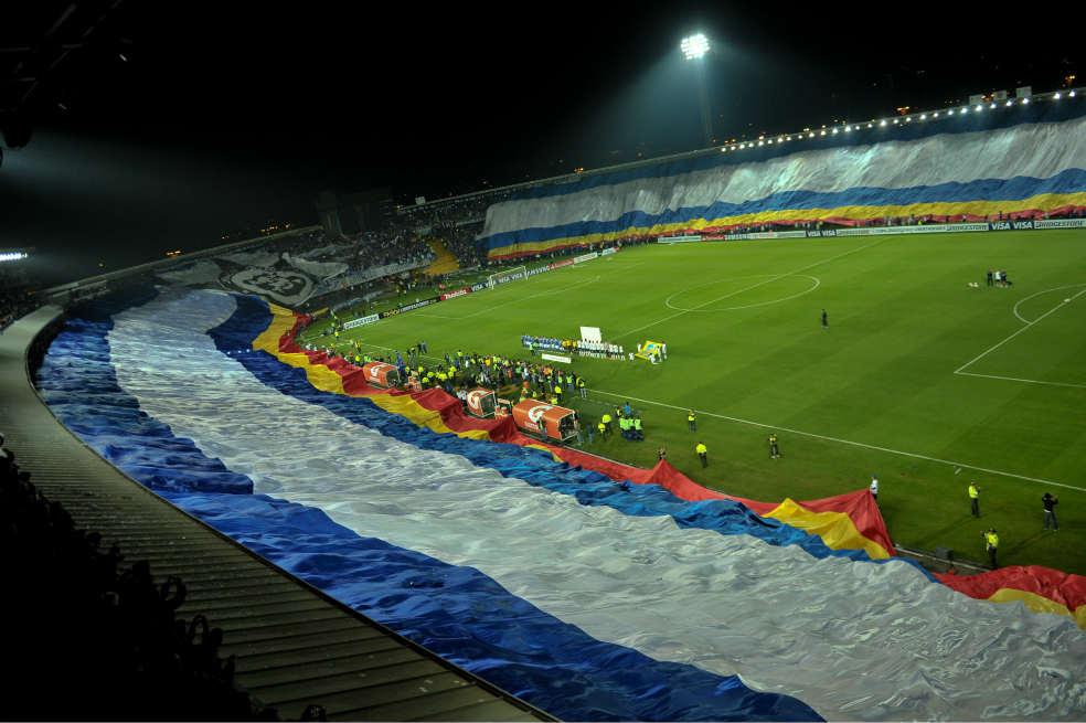 Estadio el Campín de Bogotá