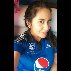 @linagm92 #conlaazulpuesta