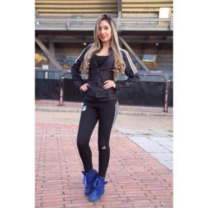 Natalia Romero Porrista de Millos