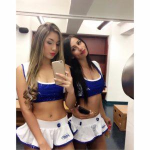 Natalia Romero y Jessy Lopez