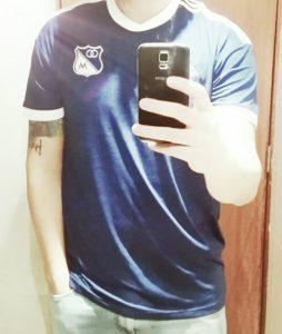 Nueva camiseta de Millos 2018